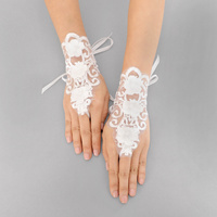 PEARL LACE GLOVE