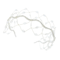 GLASS BEADED HEADBAND