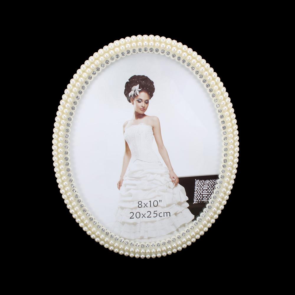 Lujo Pearl Picture Frames Ilustraci 243 N Ideas