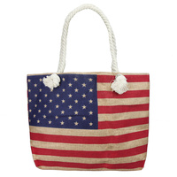 LRG FLAG TOTE BAG