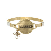 BLESSED WIRE BRACELET