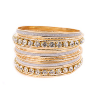 17 PC ASST BANGLE SET