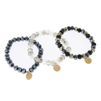 3 PCS ASST STRETCH BRACELET