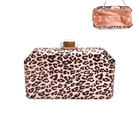 LEOPARD CHEETAH ANIMAL PRINT BAG