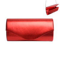 SHINY EVENING SHOULDER BAG