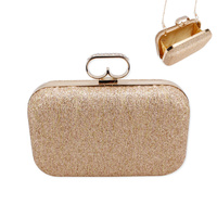 HARD CASE EVENING BAG