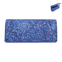 STONED RECTANGLE EVENING BAG