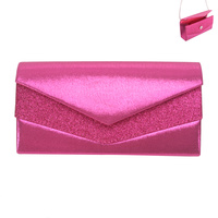 SHINY EVENING V EVENING BAG