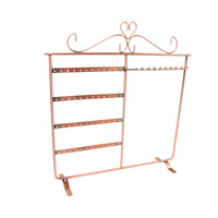 JEWELRY ORGANIZER STAND EARRING HOLDER