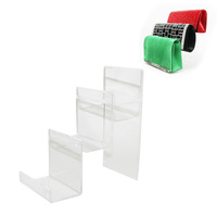 ACRYLIC CLUTCH HOLDER