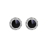 15MM RONDELLE POST EARRING