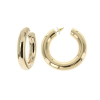 55MM HOOP EARRING