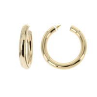 70MM HOOP EARRING