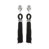 DANGLY TASSEL EARRING