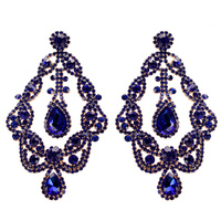 VICTORIAN PAGEANT STATEMENT EARRING