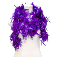 Fs0101Pu Feather Boa