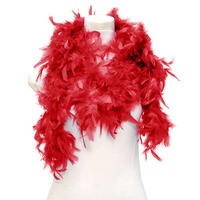 Fs0101Rd Feather Boa