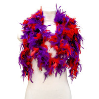 Fs0101Rp Feather Boa