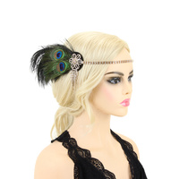 GEM SHOWGIRL 20S GATSBY HAIR BAND