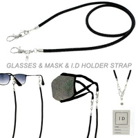 GLASSES AND MASK CHAIN