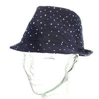 Glitter Sparkle Fedora Hat Htc591Nv