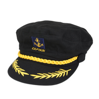 ANCHOR YACHT CAPTAIN SEA HAT MEN