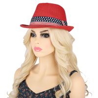 USA AMERICA PATRIOTIC FLAG FEDORA