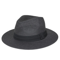 JUNGLE WOVEN FEDORA MEDIUM BRIM