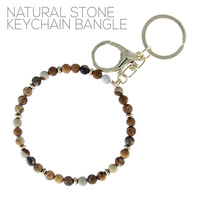 LCT-G G 6MM NATURAL BEAD WRISTLET