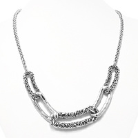 TAYLORED LOOK METAL NECKLACE