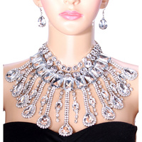 JEWEL STATEMENT NECKLACE