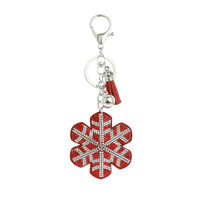 STONED CHRISTMAS KEYCHAIN